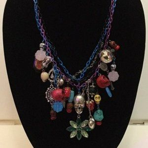 Jewelry - Religious Eclectic Mod Podge necklace